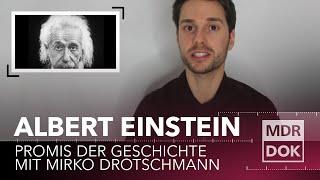 Albert Einstein | Promis der Geschichte erklärt von Mirko Drotschmann