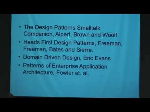 14 - Ralph Johnson - 22 Years Of Design Patterns