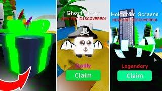 I Got Godly Pets + All Matrix Legendary Hats & Breaking Huge Box | Unboxing Simulator! [Roblox]