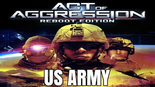 US Army - Act of Aggression Reboot Edition Gameplay