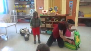 Spectacle pour enfants Éloïse 6 ans
