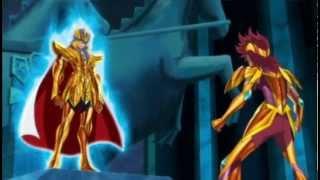 Download Video Kouga vs Poseidon - Saint Seiya Omega Ultimate Cosmo MP3 3GP MP4
