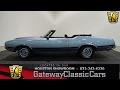 1970 Oldsmobile Cutlass 442 Tribute Gateway Classic Cars #613 Houston Showroom