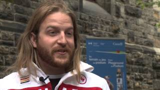 Caleb Brousseau - Alpine Sit Skier Paralympic Athlete thumbnail