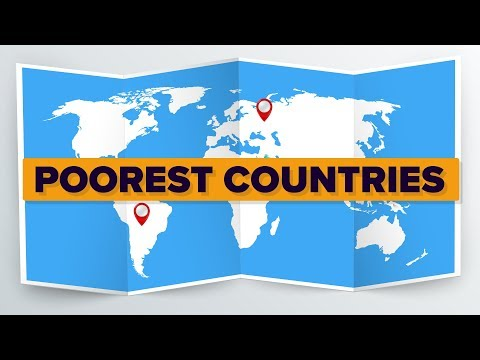 Which Are the Poorest Countries in the World?