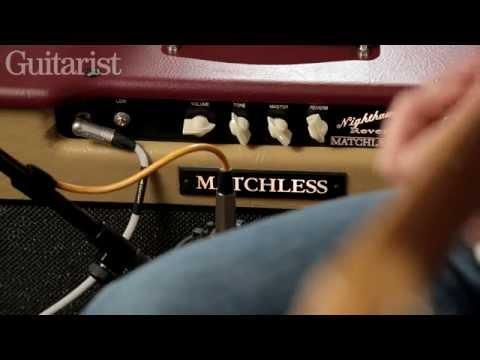 Matchless Nighthawk Reverb 1x12 combo  demo