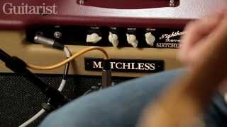 Matchless Nighthawk Reverb 1x12 combo review demo