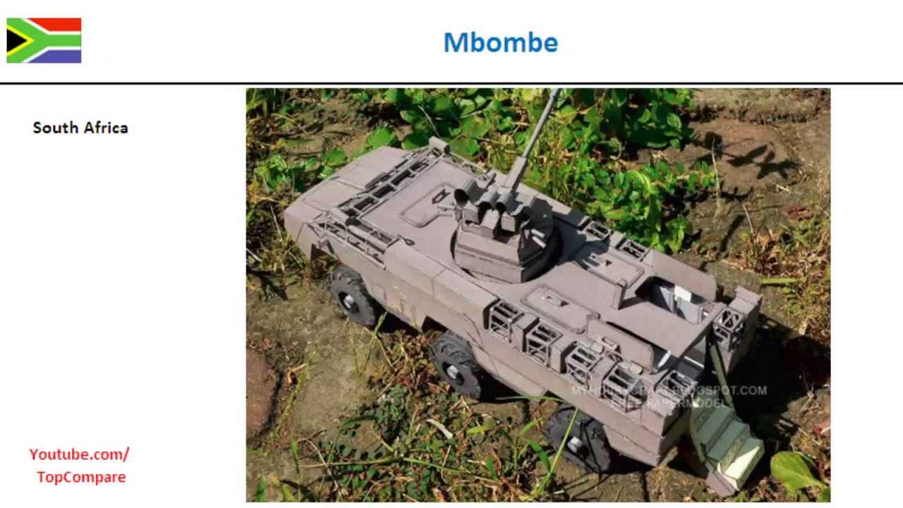 Mbombe Vs Amx 10 Rc Armored Personnel Carriers 6x6 Specs