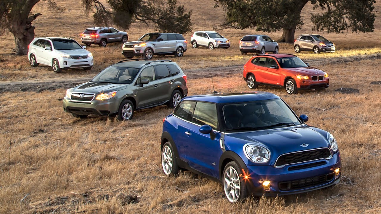 Picking the 2014 motor trend sport utility of the year for Motor trend suv of the year list