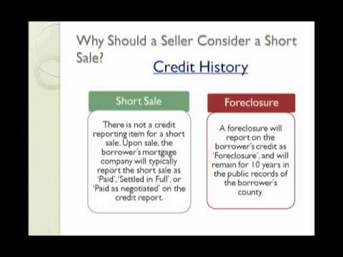 Short Sale Training Session 1 - Short Sale Basics