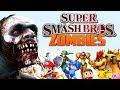 SUPER SMASH BROS ZOMBIES ★ Left 4 Dead 2 (L4D2 Zombie Games)