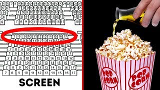 9 Secrets Movie Theaters Are Hiding From You thumbnail