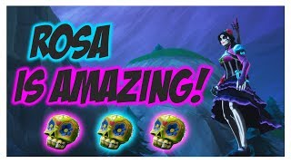 NEW ROSA DIA DE LOS MUERTOS SKIN IN FORTNITE!