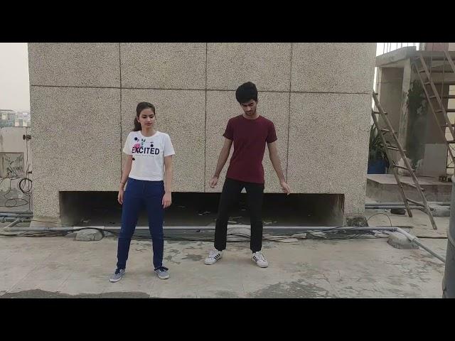 Dance Entry | Zeishta & Manthan Gigoo | New Delhi, India