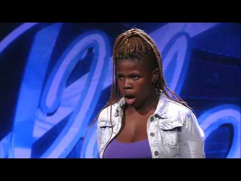 Idols SA 2017 - Highlights of Cape Town wooden mic auditions