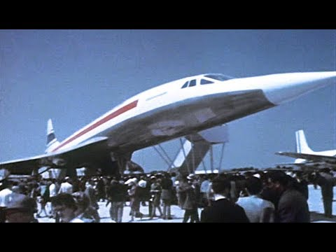 The Paris Air Show - 1967