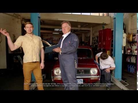 RACT - Right Royal Service / Car Insurance 15