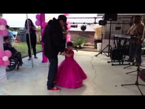 029a600de PRESENTACION LOS TRES AÑOS DE MI HIJA ALMA MONTAÑEZ - YouTube