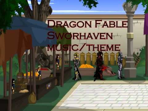 Dragon Fable Swordhaven Theme