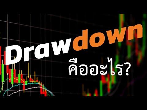สอนเทรด Forex ฟรี - Money management Drawdown คืออะไร?    LINE : @GOLINKFX