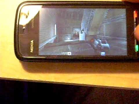 Quake 2 playable on Nokia 5800 Xpress Music