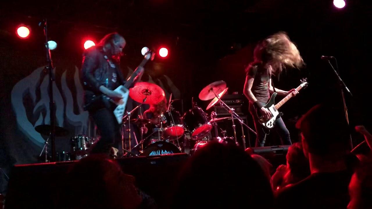Download Cauldron - Nitebreaker (live in Toronto)