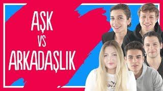 #11 Arkadaşlık vs Aşk - Danla Bilic, 4N1K-2 Oyuncuları