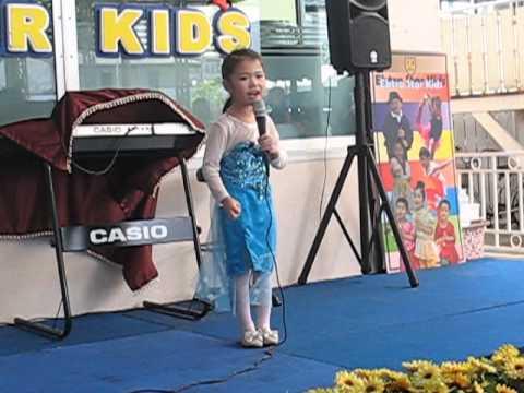 Baipai Star kids (4 Sep 2014) Let it Go (Forzen)