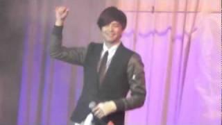 20111216 瑪利曼中學校園演唱: 黃鴻升(小鬼)-不屑