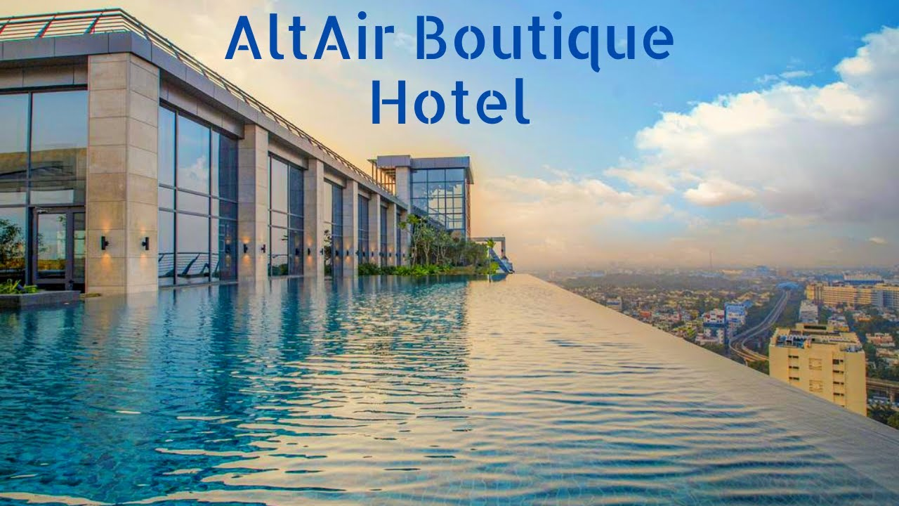 AltAir Boutique Hotel, Kolkata | Capella Sky Lounge | Finest Boutique Hotel | Walk Another Mile
