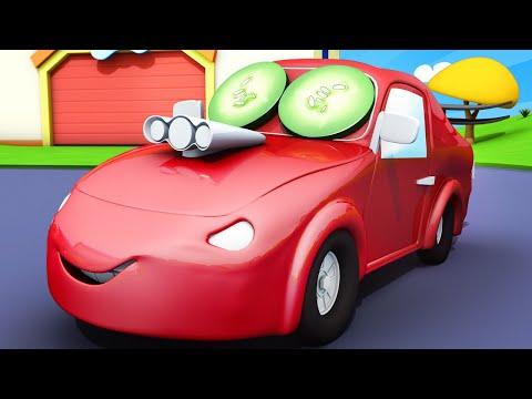 Spalatoria lui Tom - Micul Jerry s-a prafuit - Orasul Masinilor 💧 Desene pentru copii