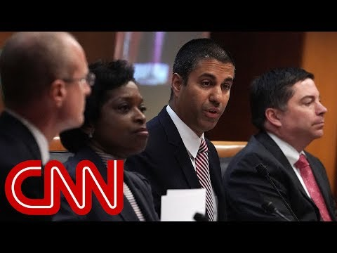 FCC Chairman explains net neutrality decision