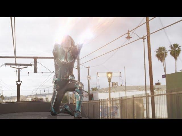 Marvel Studios Captain Marvel | Special Film Clip