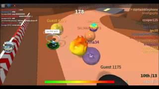 BALLLZZZ!!! | Roblox playing: sbb (super blocky ball ) part 2