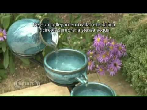Fontana Zen Fai Da Te.Fontana Solare Zen Vediamola In Funzione