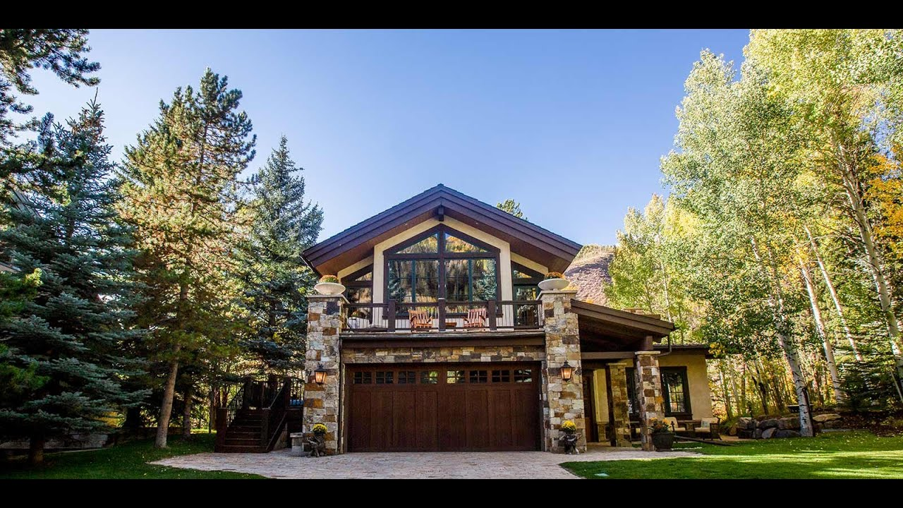 1163 Cabin Circle Vail Colorado Vacation Rental Home