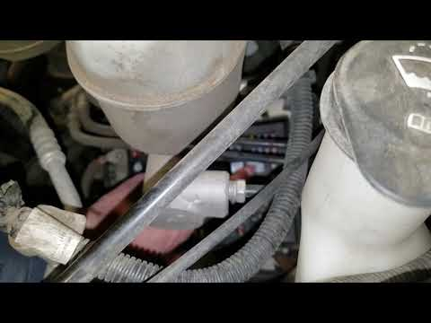 Chevy Express Ac Fuse And Relay Youtube