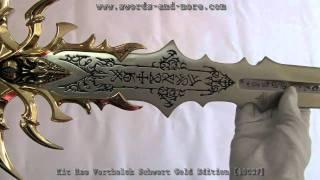 Kit Rae Vorthelok Schwert Gold Edition [40027]