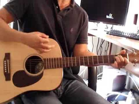Crave - Nuno Bettencourt (Cover)