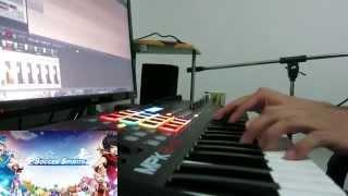 Soccer Spirits - Main Screen OST (Acoustic Piano Ver.)