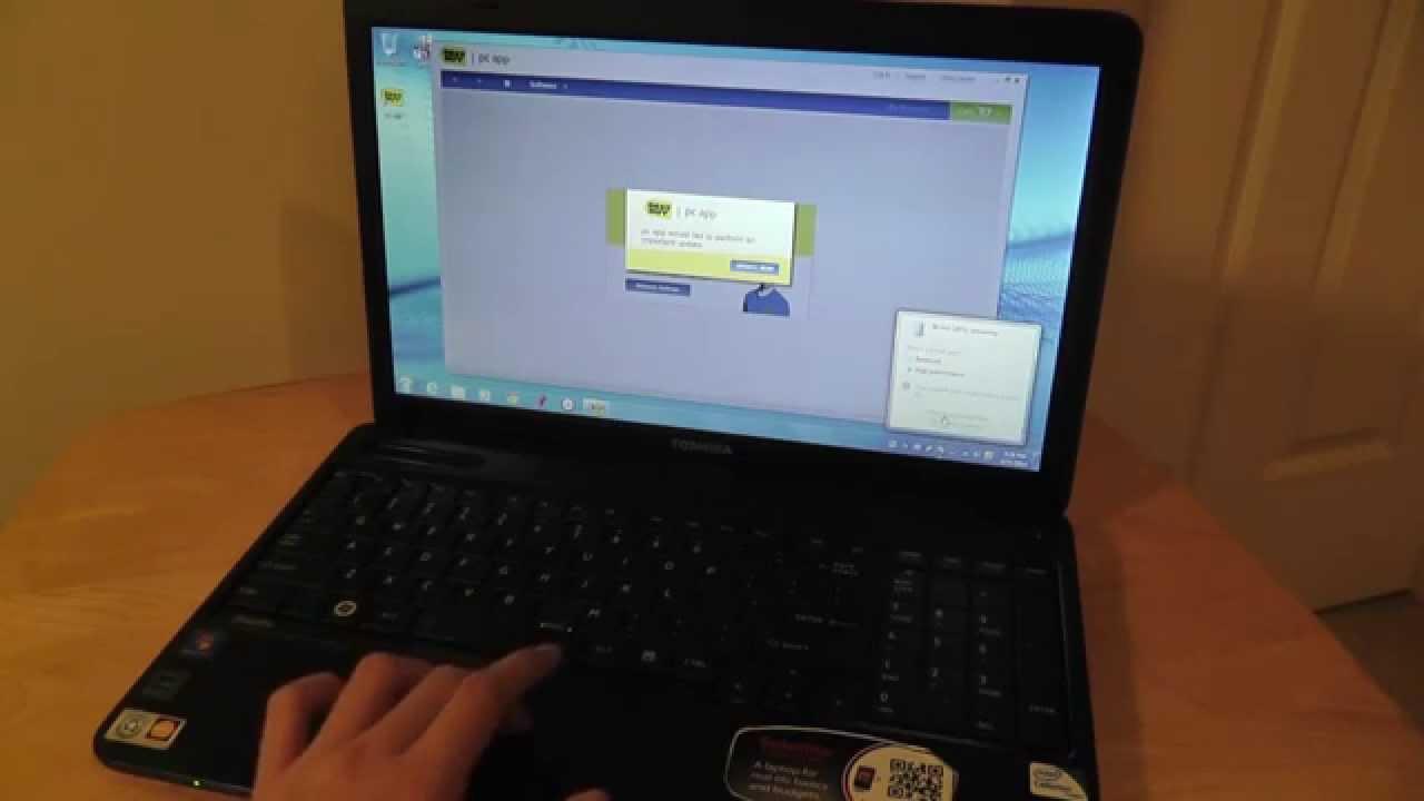 Toshiba Satellite C655 Laptop Review (250 GB, Intel ...
