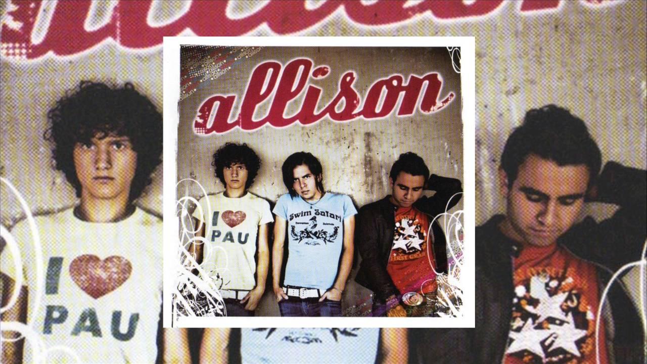el disco memorama de allison