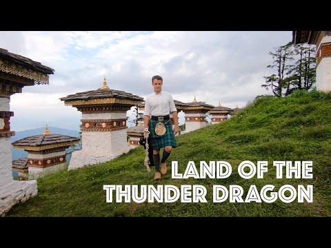 LAND OF THE THUNDER DRAGON (BHUTAN)