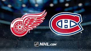 Byron, Galchenyuk lead Habs to 10-1 rout of Red Wings