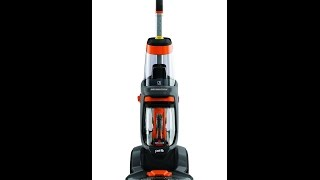 review bissell 1548 proheat 2x revolution pet full size carpet cleaner