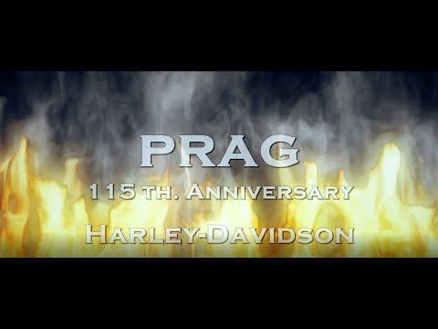 Harley-Davidson 115th. Anniversary Prag-Film