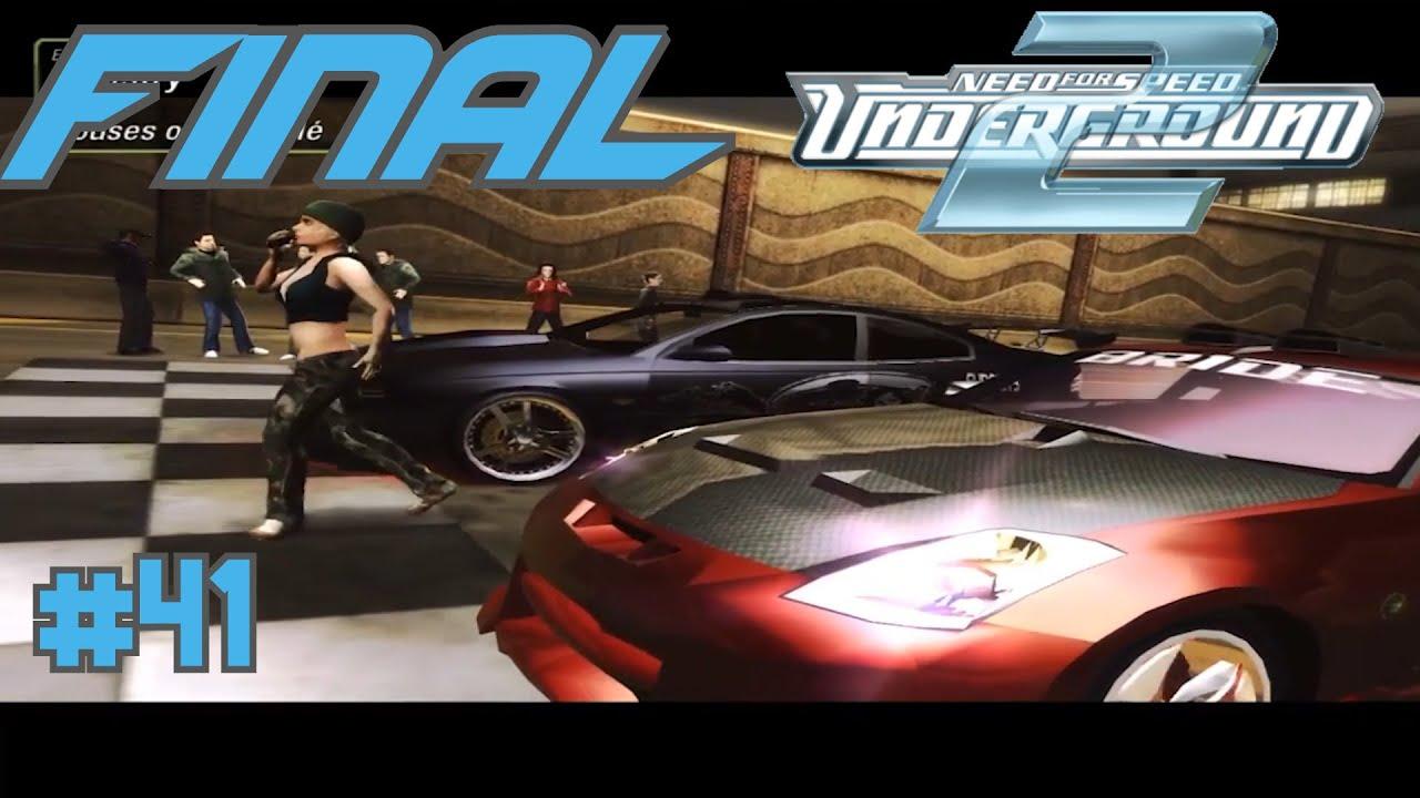 Final Need For Speed Underground 2 | La Carrera de Caleb | #NFSU2