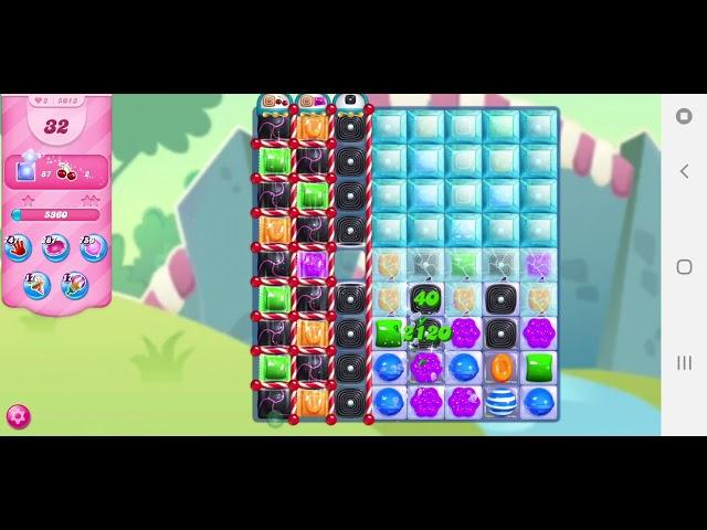 Candy Crush Saga Level 5013
