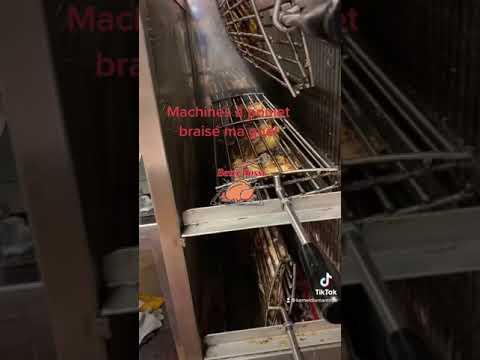 Download Poulet braisé nouvelle machine rapide#abonnezvous #Macon