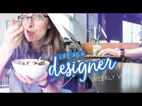 That work/life balance tho   Weekly vlog